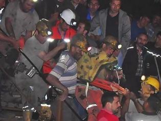 Φωτογραφία για Ανείπωτη τραγωδία στην Τουρκία: Ορυχείο έγινε τάφος για 201 ανθρώπους