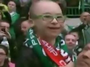 Φωτογραφία για Αυτός είναι ο μικρός Jay που συγκίνησε όλη την Ευρώπη! [video]