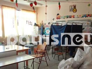 Φωτογραφία για Βαρβάσαινα Ηλείας: Βομβαρδισμένο τοπίο μετά τις εκλογές