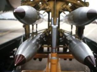 Φωτογραφία για Τί συμβαίνει με τις ατομικές βόμβες στο İncirlik;