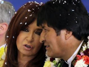 Φωτογραφία για Ο πρόεδρος της Βολιβίας Evo Morales εθνικοποίησε το δίκτυο ηλεκτρικής ενέργειας… Οι εγχώριοι δωσίλογοι ξεπουλάνε τη ΔΕΗ…