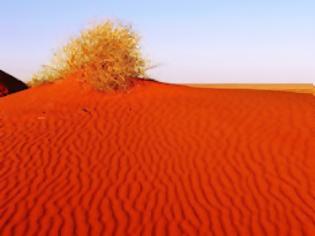 Φωτογραφία για Μια «εξωγήινη» κόκκινη… έρημος!