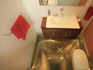 Φωτογραφία για Με αυτό το μπάνιο..ζαλίζεσαι!