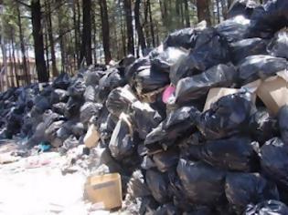 Φωτογραφία για Οδοιπορικό σήμερα στην Τρίπολη: Εικόνες από μία πόλη γεμάτη σκουπίδια