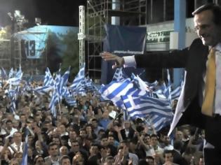 Φωτογραφία για ΣΑΜΑΡΑΣ: ΑΛΛΑΖΟΥΜΕ ΠΟΡΕΙΑ ΓΙΑ ΑΝΑΠΤΥΞΗ (VIDEO)
