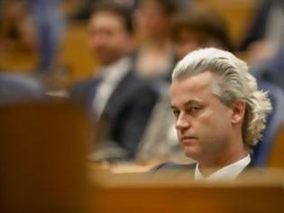Φωτογραφία για Εκτός ΕΕ θέλει την Ολλανδία ο ακροδεξιός Βίλντερς
