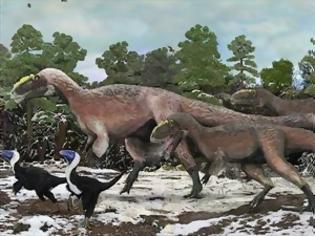 Φωτογραφία για Τί συνέβη με την εξάφανιση των δεινοσαύρων;