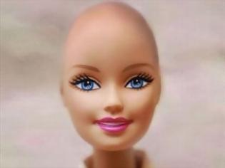 Φωτογραφία για Μια Barbie σύντροφος για τα παιδιά με καρκίνο
