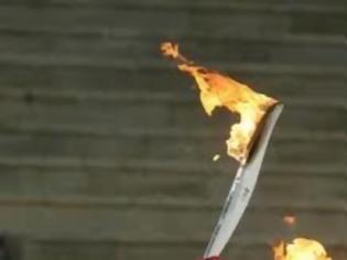 Φωτογραφία για Η Ολυμπιακή φλόγα στην Κατερίνη την Τρίτη 15 Μαϊου!