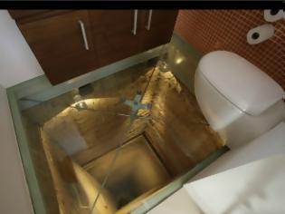 Φωτογραφία για ΔΕΙΤΕ: Η πιο τρομακτική τουαλέτα ever!