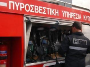 Φωτογραφία για Πυρκαγιά κατέστρεψε ολοσχερώς αυτοκίνητο