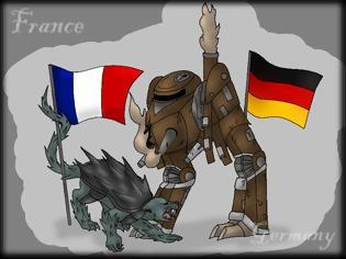 Φωτογραφία για O γαλλογερμανικός πόλεμος, που θα κρίνει την τύχη του ευρώ (και της Ελλάδας)