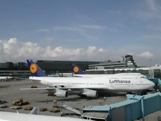 Φωτογραφία για Απολύει 3.500 υπαλλήλους η Lufthansa