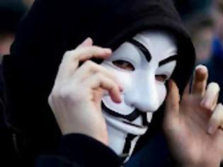 Φωτογραφία για Οι Anonymous θα επιτεθούν το βράδυ των εκλογών. Βίντεο