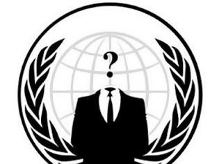 Φωτογραφία για Anonymous : θα επιτεθούμε την ημέρα των εκλογών στους servers του υπουργείου Εσωτερικών