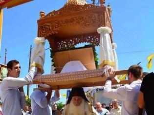Φωτογραφία για Γιόρτασαν τη Κοίμηση της Θεοτόκου στην Αργολίδα οι πιστοί που ακολουθούν το Ιουλιανό ημερολόγιο