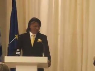 Φωτογραφία για Ο νέος Δήμαρχος Μαραθώνα, Ηλίας Ψινάκης, μίλησε στις καρδιές των δημοτών του! [video]