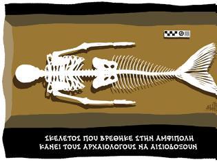 Φωτογραφία για Άδειος... ο τάφος στην Αμφίπολη...