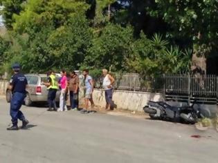 Φωτογραφία για ΠΡΙΝ ΑΠΟ ΛΙΓΟ: Σοβαρό τροχαίο στη διασταύρωση Άργους - Σπάρτης στο Ναύπλιο...