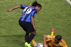Tραγικό ντεμπούτο για Ροναλντίνιο στο Μεξικό - Ήταν ο μοιραίος παίχτης της ομάδας του [video]