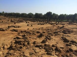 Φωτογραφία για Δέος στο Μεσολόγγι: Ανακαλύφθηκε ολόκληρη αρχαία πόλη