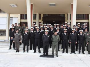 Φωτογραφία για Στην 1η Στρατιά η Σχολή Διοίκησης Επιτελών Πολεμικού Ναυτικού