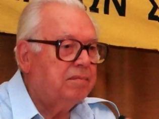 Φωτογραφία για Απεβίωσε ο καθηγητής Πολυχρόνης Ενεπεκίδης
