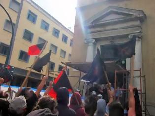 Φωτογραφία για Πάτρα: Σήμερα η δίκη των συλληφθέντων για τα επεισόδια στα Ψηλά Αλώνια - Συγκέντρωση έξω από τα δικαστήρια