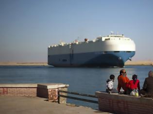 Φωτογραφία για Πώς η επέκταση του Σουέζ θα «αλλάξει» τη ναυτιλία