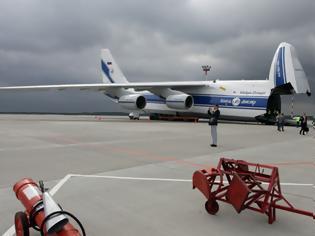 Φωτογραφία για Το ρωσικό αεροσκάφος «Γιερμάκ» θα αντικαταστήσει το ουκρανικό «Ρουσλάν»;