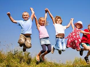 Φωτογραφία για Πως να κάνετε ένα παιδί ευτυχισμένο!!!!