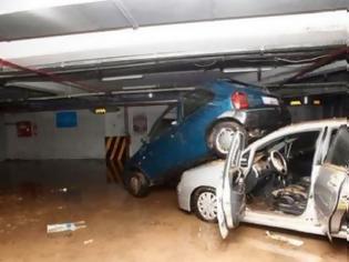 Φωτογραφία για Οικονομική ενίσχυση 586,94€ στους πλημμυροπαθείς αποφάσισε ο δήμος Ιλίου