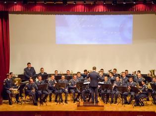 Φωτογραφία για Συναυλία της Μπάντας της Πολεμικής Αεροπορίας