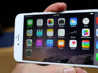 Φωτογραφία για Η Apple θα αλλάξει την μνήμη flash στο iphone plus