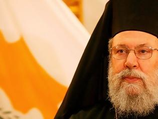 Φωτογραφία για Αρχιεπίσκοπος Χρυσόστομος: «Προδότες οι πλούσιοι που πωλούν περιουσίες στα κατεχόμενα»