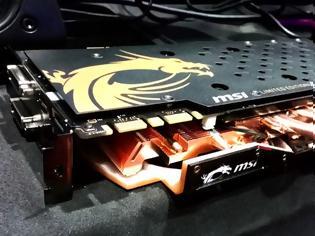 Φωτογραφία για GeForce GTX 970 Gold Limited Edition στη φόρα