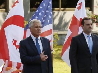 Φωτογραφία για Σοβαρή πολιτική κρίση στη Γεωργία μετά την αποπομπή ΥΠΕΘΑ