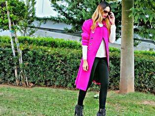 Φωτογραφία για Λατρέψτε το ροζ, όπως το έκαναν όλες οι φασιονίστας φέτος.