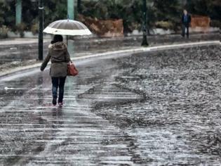 Φωτογραφία για Συννεφιασμένη Κυριακή με βροχές και καταιγίδες - Αναλυτική πρόγνωση