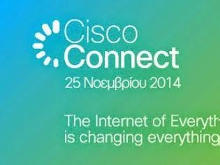 Φωτογραφία για Το μέλλον των δικτύων στο Cisco Connect Greece 2014