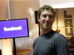 Φωτογραφία για Μάθετε γιατί ο Mark Zuckerberg φοράει πάντα το ίδιο μπλουζάκι