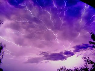 Φωτογραφία για Ισχυρότερες καταιγίδες και περισσότεροι κεραυνοί λόγω της κλιματικής αλλαγής