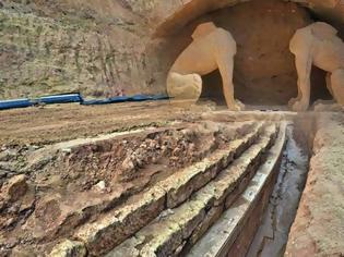 Φωτογραφία για Βόλτα στην Αμφίπολη με ένα κλικ στο Google Map