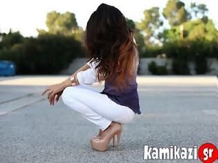 Φωτογραφία για Πανέμορφες γόβες που κάθε γυναίκα θα ήθελε...!