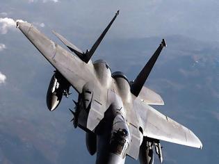 Φωτογραφία για Αμερικανικό F 15 συνετρίβη στον Περσικό κόλπο