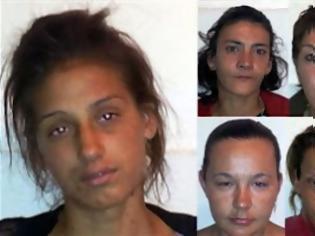 Φωτογραφία για Αυτές είναι οι πέντε νέες ιερόδουλες που εντοπίστηκαν με AIDS