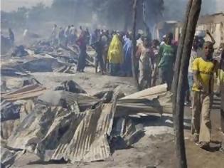 Φωτογραφία για 34 νεκροί από επίθεση σε αγορά στη Νιγηρία
