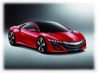 Φωτογραφία για 2012 Acura NSX Concept