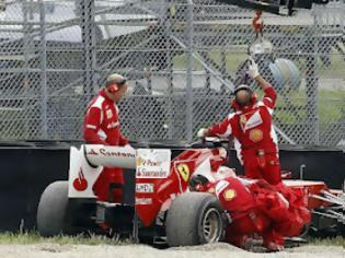 Φωτογραφία για Μugello Test - 3η μέρα: Με νέες εξατμίσεις η Ferrari, «εξοδούχος» ο Alonso