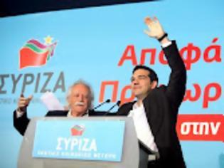 Φωτογραφία για Τσίπρας: Εντολή για κυβέρνηση της Αριστεράς...!!!